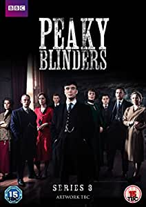 Peaky Blinders Season 3 DVD Box Set