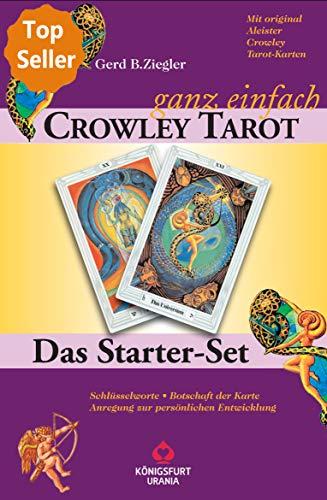 Crowley - ganz einfach. Das Starter-Set mit Buch und 78 Crowley Tarot-Karten -