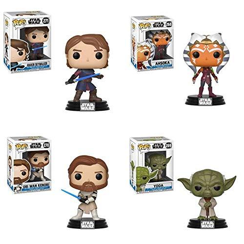 FunkoPOP Star Wars The Clone Wars: Ahsoka + -