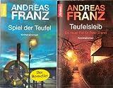 4 Top-Thriller: Der Jäger (2006); Das Syndikat der Spinne (2007); Spiel der Teufel (2009); Teufelsleib (2010) (4 Bände)