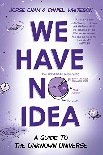 We Have No Idea: A Guide to the Unknown Universe (English Edition) por Jorge Cham
