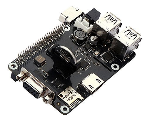 WINGONEER WX105 Multifunzione Scheda di espansione per Raspberry Pi Modello B + 2 Raspberry Pi 3 modello B