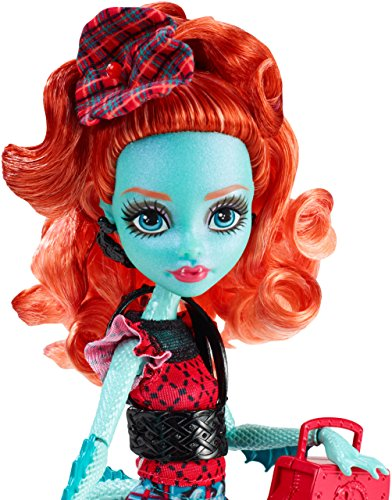 Image of Monster High Monster Exchange Program Lorna McNessie Doll