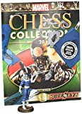 Marvel Chess Collection Magazin mit Schachfigur #01 Spider-Man (Weißer Springer)