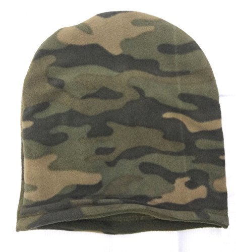 Add-gear Fleece Ski Cap Isolierte Military Stil reversibel Thermo Polar Skull Cap Military Cap Olive