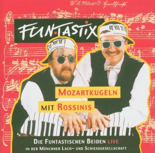 Preisvergleich Produktbild Mozartkugeln mit Rossinis