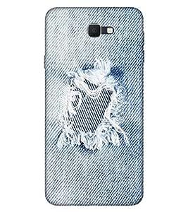 Takkloo Jean shade pattern ( blue pattern, trendy pattern, beautiful pattern) Printed Designer Back Case Cover for Samsung Galaxy J7 (2017) :: Samsung Galaxy J7 2017