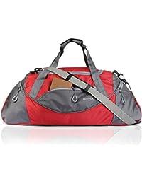Novex Lite 2 Red Travel Duffle Bag
