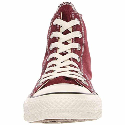 Converse AS Hi 1J793, Sneaker unisex adulto rosso (Burgundy)