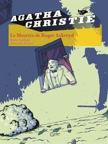 AGATHA CHRISTIE T08 MEURTRE DE par BRUNO LACHARD