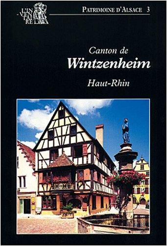 Canton de Wintzenheim (Haut-Rhin)