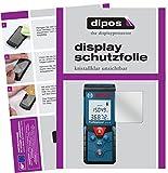 Bosch Professional GLM 40 Schutzfolie - 3x dipos Displayschutzfolie Folie klar