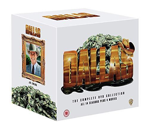 Dallas - Complete Season 1-14 [DVD] [1978] [Import anglais]