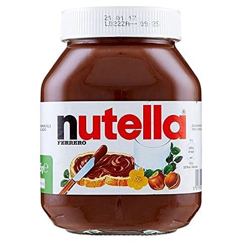 Nutella Ferrero - 3 pezzi da 825 g [2475 g] (Nutella Ferrero)