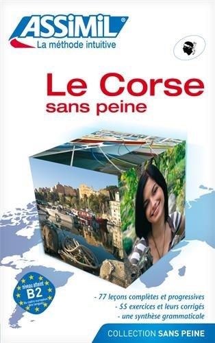 Le Corse sans Peine ; Livre