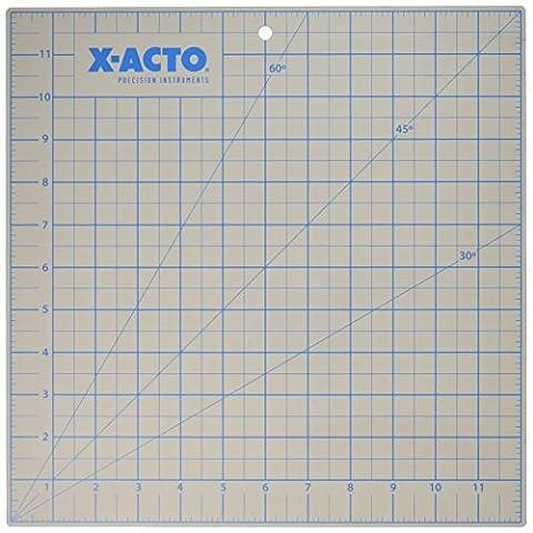 Elmers/X-Acto Plastic X-ACTO(R) Self-Healing Mat-12-inch x 12-inch