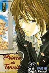 Prince du tennis Vol.25