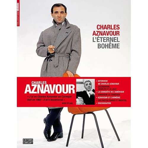 Charles Aznavour : L'éternel bohême
