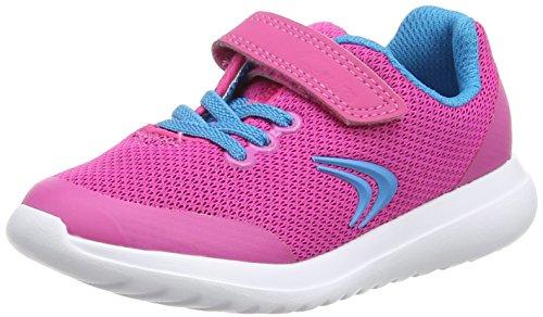 Clarks SprintZone Inf M盲dchen Sneakers Pink (Pink Combi)