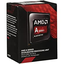 AMD A series A6-7400K - Procesador AMD A6, 3.9 GHz Max Turbo, 1MB Cache