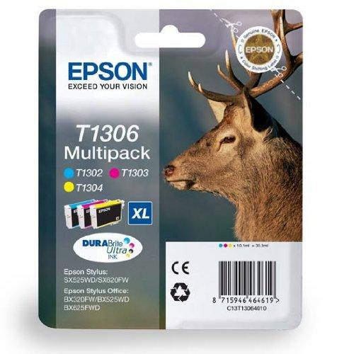 Cartuchos de tina original para Epson WorkForce WF 7515, de Badger Inks