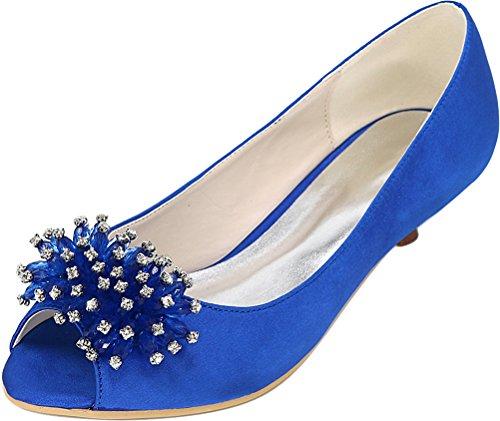 Ballerines Femme Salabobo Blue