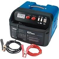 Draper Tools BCSD130 120 A Battery Starter/Charger, 12/24 V, Blue preiswert