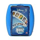 Winning Moves - 0599 - Quiz Disney - 500 Questions - Version Française