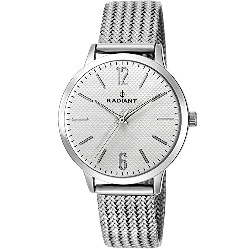 Radiant. Mrs. Army Milanesa. White dial.