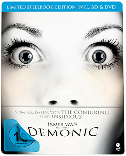 Demonic - Haus des Horrors (Blu-ray Steelbook inkl. Blu-ray und DVD, Limited Edition)