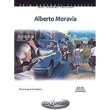 Alberto Moravia mit Audio-CD