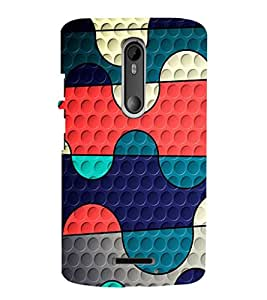 EPICCASE Paint palette Mobile Back Case Cover For Moto X 3rd Gen (Designer Case)