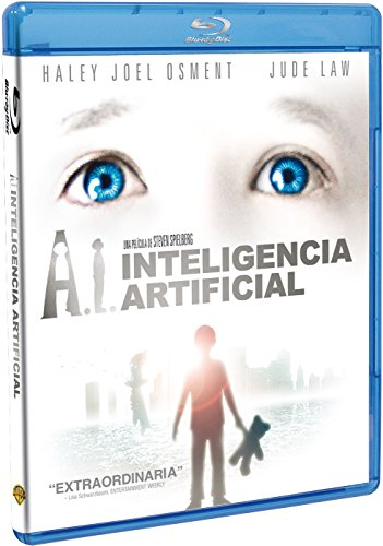A.I: Inteligencia Artificial [Blu-ray] 51hbL1HSBkL
