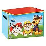 La Pat' PatrouilleCoffre à jouets - Coffre de rangement pour chambre d'enfant