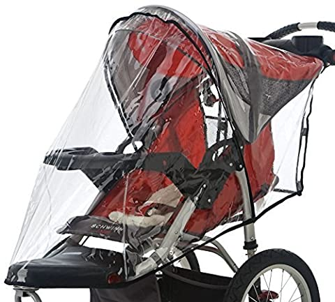 InStep Weather Shield Single for Swivel Wheel Jogger/Stroller by InStep