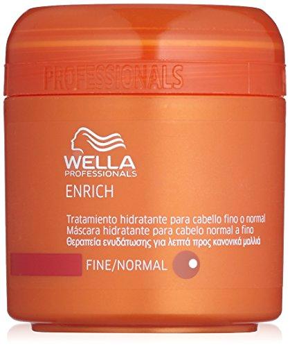 Wella Enrich Maske dünne/normale Haare, 150 ml