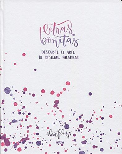 Descargar Libro Letras Bonitas: Descubre el arte de dibujar palabras de ThreeFeelings