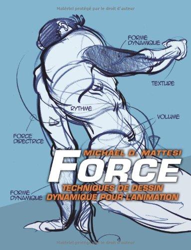 Force : Techniques de dessin dynamique pour l'animation