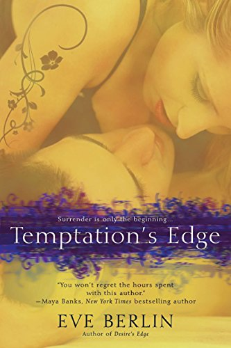 Book cover for Temptation's Edge