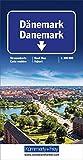 Kümmerly & Frey Karten, Dänemark (Maßstab 1:300.000) -