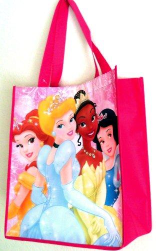 Disney Prinzessin Große Wiederverwendbare Tasche - Disney Princess Wiederverwendbare Tragetasche, 35,6 x