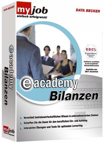 E-Academy Bilanzen