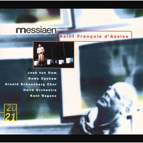 Messiaen: Saint Francois D'Assise / Deuxième Acte - Petit concert d'oiseaux