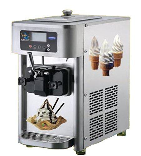 Macchina da banco per gelato soft e yogurt - lilliput