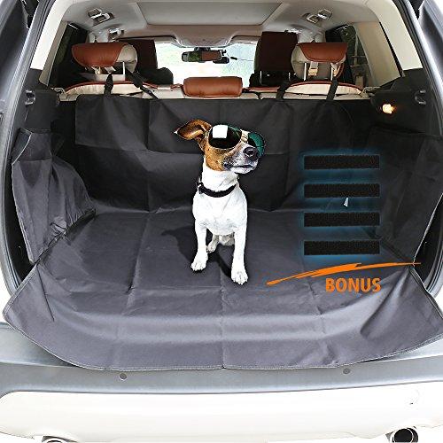 Carico, ezykoo impermeabile trapuntato fodera/cover/Tappetini antigraffio Cane Auto per SUV, furgoni, misura 41(W) X62(L) - 2008 Toyota Sequoia Cargo