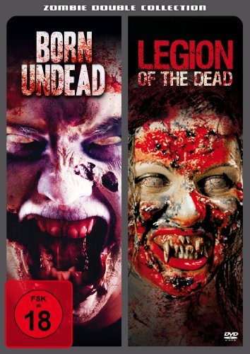 Bild von Born Undead / Legion Of The Dead - Zombie Double Collection
