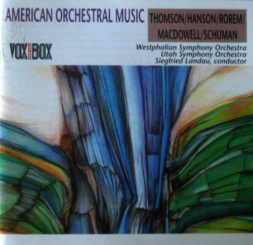 Amerikanische Orchestermusik