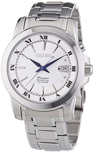 Seiko Herren-Armbanduhr Edelstahl SNQ139P1