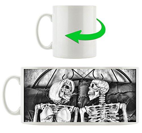 ar, Motivtasse aus weißem Keramik 300ml, Tolle Geschenkidee zu jedem Anlass. Ihr neuer Lieblingsbecher für Kaffe, Tee und Heißgetränke ()