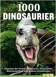 1000 Dinosaures - Helmut Werner